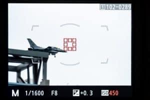 Nikon D6 Group focus